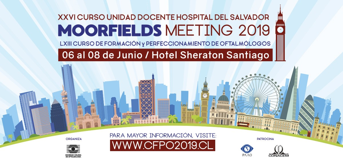 Moorfields Meeting & Ceremonia CFPO